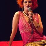 Liad Hussein Kantorowicz: Opazuj me pri delu (Watch me work), performans (performance), Stara elektrarna, Ljubljana, City of Women 2014
